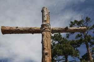 Idyllwild cross