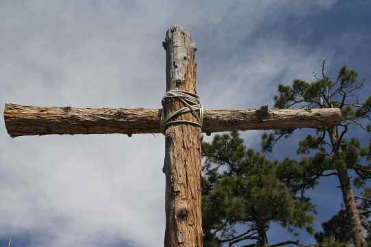 Idyllwild cross