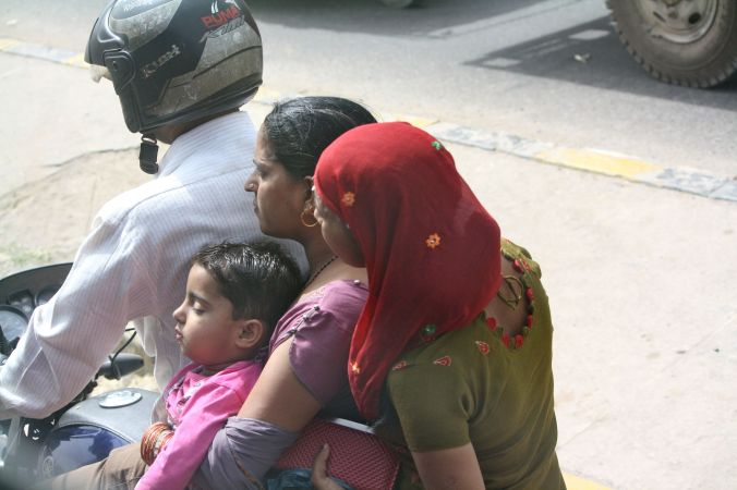 Indian mother