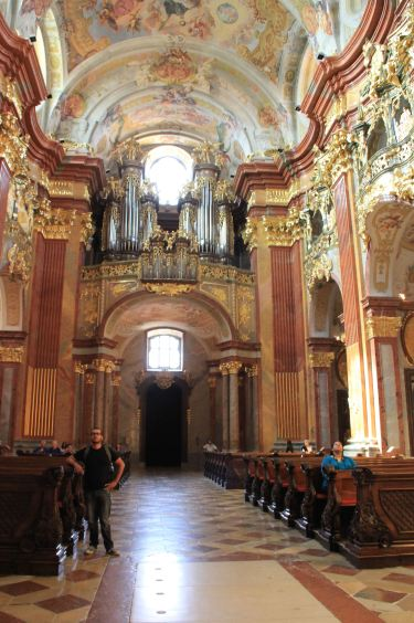Melk Abbey Sanctuary