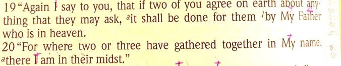 Matthew 18-19-20 - 1