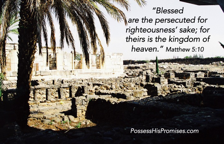 Blessed Are The Poor In Spirit For Theirs Is The Kingdom Of Heaven From heart to God's ...