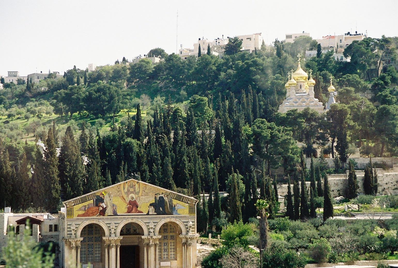 Mount of Olives - 1