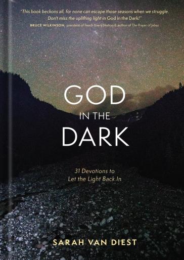 God in the Dark Cover