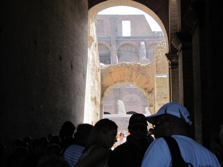 Colliseum Entrance - 1